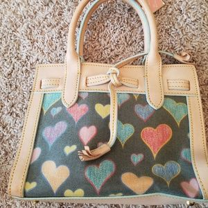 Dooney & Bourke handbag & wallet